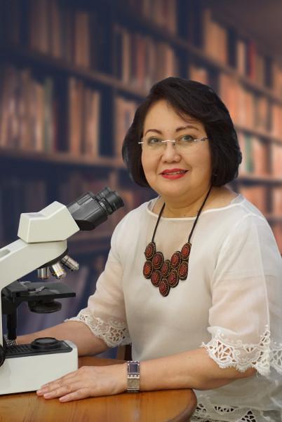 dr. Nurjati Chaerani Siregar, MS, PhD, SpPA(K)