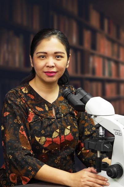 dr. Chandra Kartika Dewi Setyaningsih, SpPA
